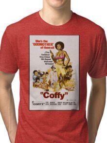 Coffy (Red) Tri-blend T-Shirt