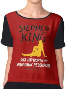Stephen King Shawshank Chiffon Top
