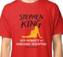 Stephen King Shawshank Classic T-Shirt