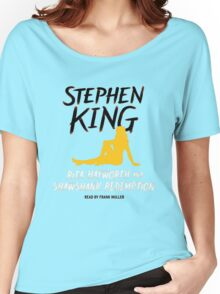 Stephen King Shawshank Women's Relaxed Fit T-Shirt