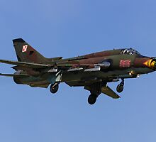 Polish Su-22 Fitter by TomGreenPhotos