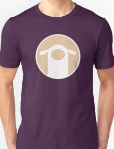 Tangerine Teacup Alpaca Unisex T-Shirt