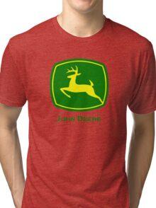 John Deere Tri-blend T-Shirt