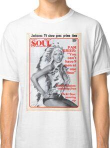 Soul Cover Oct '76 Classic T-Shirt