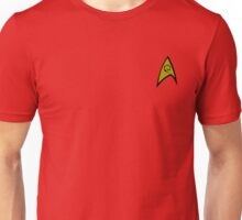 Starfleet Operations Officer Unisex T-Shirt