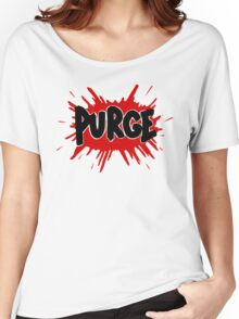 Purge Soda Women's Relaxed Fit T-Shirt