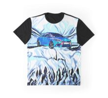 Ford Focus RS Abstract Graphic T-Shirt