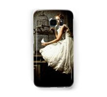 WHITE DOVE Samsung Galaxy Case/Skin