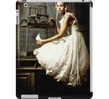 WHITE DOVE iPad Case/Skin