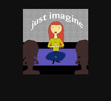 Just imagine Womens Fitted T-Shirt