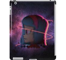 Allisa in space - Project EVO iPad Case/Skin