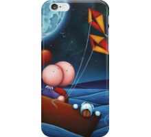 A little peace and quiet iPhone Case/Skin