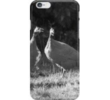 Guinea Fowl iPhone Case/Skin