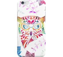 COLORFUL CANDY OWL iPhone Case/Skin