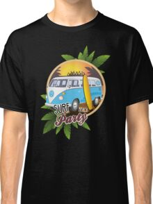 Volkswagen Camper - Surf Beach Party Classic T-Shirt