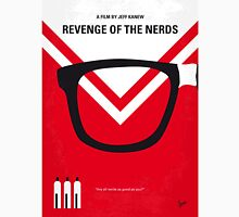 No504 My Revenge of the Nerds minimal movie poster Unisex T-Shirt