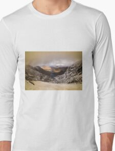 From The Top Of The Mountain Long Sleeve T-Shirt
