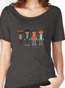 Boys of Stranger Things Women's Relaxed Fit T-Shirt