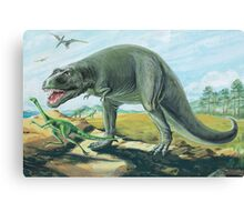 Tyrannosaurus Rex Canvas Print