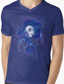 spielworld Mens V-Neck T-Shirt