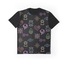 Digimon - Crests Graphic T-Shirt