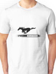 Mustang Design Unisex T-Shirt
