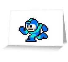 Classic Megaman Greeting Card