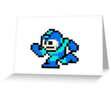 Classic Megaman Greeting Card
