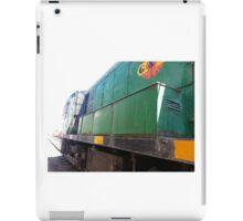 Train no.517 iPad Case/Skin
