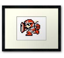Classic Protoman Framed Print
