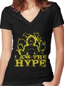 DRAGON BALL Z - ANIME - MANGA - GAMES Women's Fitted V-Neck T-Shirt