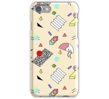 Funky Memphis Pattern iPhone Case/Skin