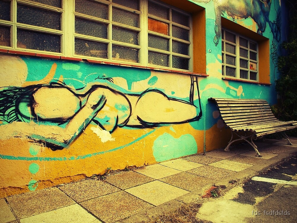 Graffitis by DavidCucalon