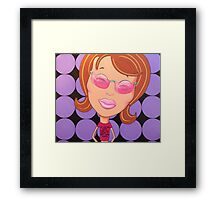 If You're Happy and You Know it, Wet Your Pants Framed Print