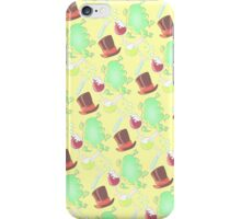 Dr Jekyll pattern iPhone Case/Skin