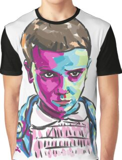 Eleven (11) - Stranger Things Graphic T-Shirt