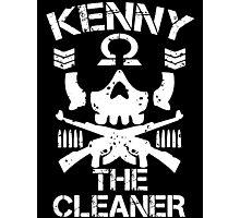 kenny 0mega Photographic Print