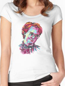 Barb - Stranger Things Women's Fitted Scoop T-Shirt