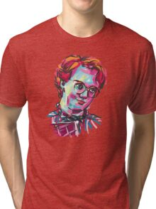 Barb - Stranger Things Tri-blend T-Shirt