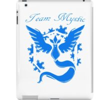 Team Mystic - Ice iPad Case/Skin