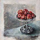 Red Apples by JolanteHesse