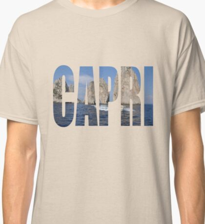 Capri Classic T-Shirt
