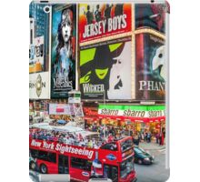 Times Square II Special Edition II iPad Case/Skin