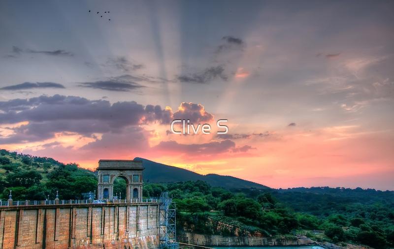 Heaven's Bridge by Clive S