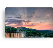 Heaven's Bridge Canvas Print