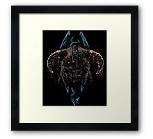 Born to Slay Framed Print