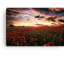The RAF's Finest Canvas Print