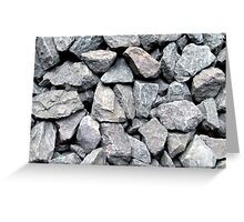 Get Your Rocks Off Greeting Card