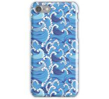 Marine graphic pattern  iPhone Case/Skin