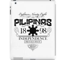 PILIPINAS iPad Case/Skin